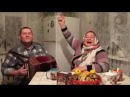 Зоя и Валера С Ванечкой на саночках