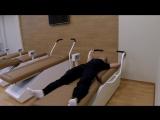 Тонусный стол для косых мышц живота