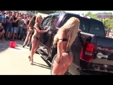 Sexy Car Wash 7 - Sexy Girls Car Wash | Mia Malkova, Alexis Texas, Nicole Aniston, Asa Akira 2017