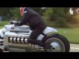 634 км_ч - самый быстрый мотоцикл в мире Рекорд скорости на мотоцикле
