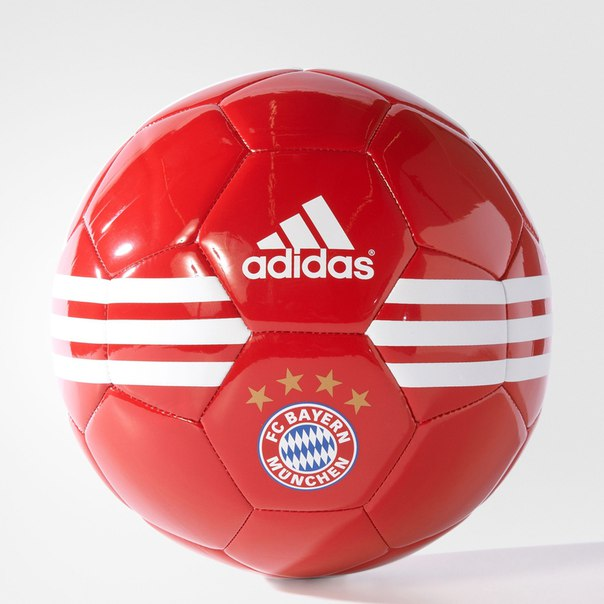 Футбольный мяч (подарочный)  FC BAYERN