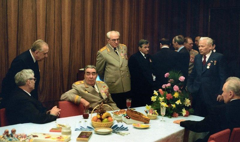 Выдержка из рабочей записи заседания Политбюро ЦК КПСС «О Солженицыне» (1974)