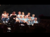 [FANCAM] [171001] Taiwan Carats Project @ 1st World Tour