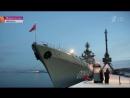 Крейсер Пётр Великий СЕВЕРНЫЙ ФЛОТ - Начало учебного года