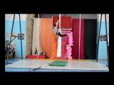 7.Италия,Венеция-Тома Лобас.19.03.17 г.III Отчётный концерт СШ воздушной акробатики и танца