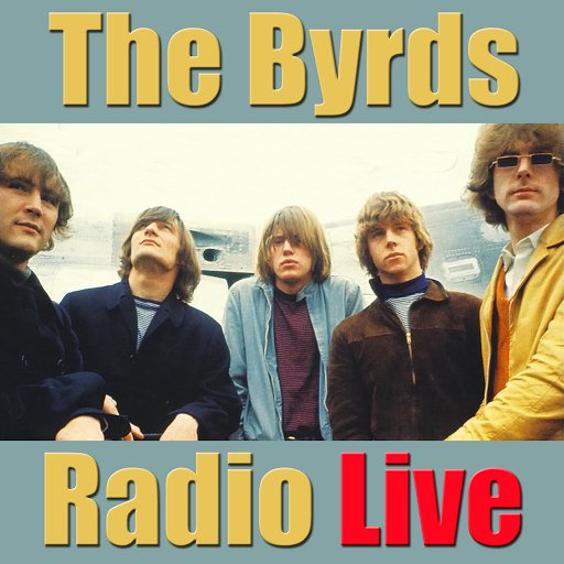 The Byrds альбом The Byrds Radio Live