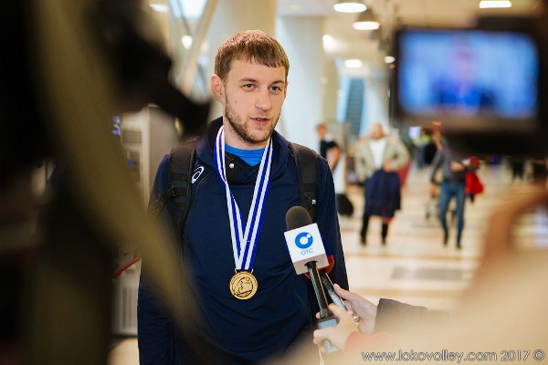 Валентин Голубев