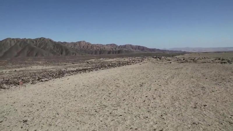 Загадка исчезнувших камней. Геоглиф рядом с Санта Круз