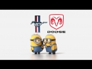 Ford Mustang vs. Dodge Charger Minions Style HD