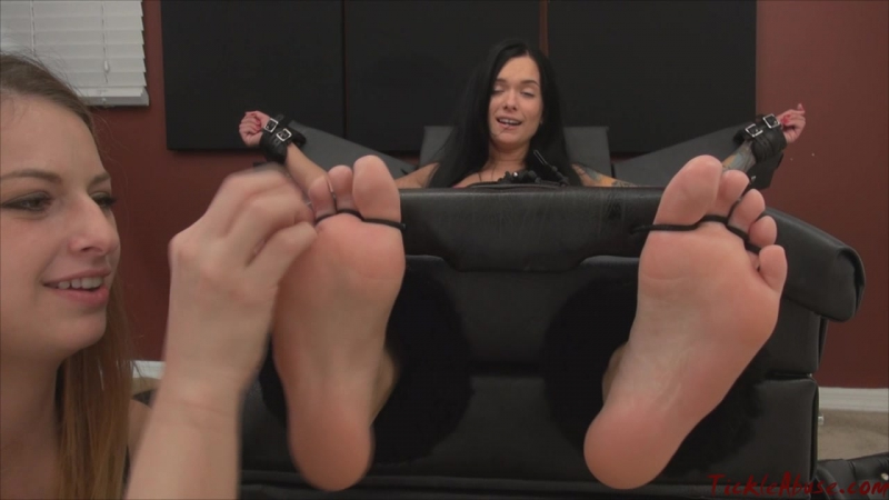 Maria Marley: Just the Feet