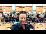 Choir recording at Abbey Road Studios
