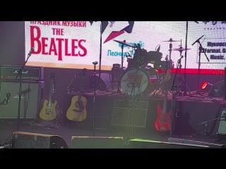 Праздник музыки The Beatles в AURORA CONCERT HALL