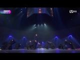 NU'EST W - Where You At @ 2017 MAMA in Japan 171129