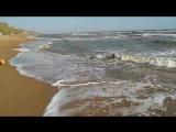 Доброе утро,азовское море сегодня неспокойно
