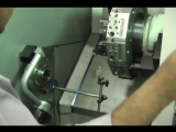 HAAS ST Lathe - Turret Squared to Wedge (2)