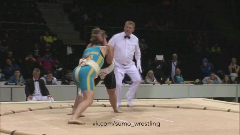 Чемпионат Европы по Сумо 2015