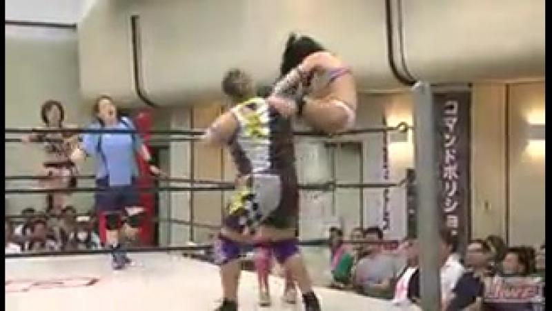 4 Aoi Kizuki Arisa Nakajima vs Eri Rydeen Hagane 9 13 15