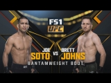 THE ULTIMATE FIGHTER FINAL Joe Soto vs Brett Johns
