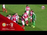 Португалия Сегунда - 28 Тур Варзим 0-1 Брага Б