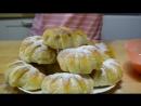 Воздушные БУЛОЧКИ с Варёной Сгущёнкой - Buns with boiled condensed milk