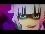 【Maid Dragon】 がんばれカンナちゃん2
