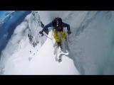 GoPro Line of the Winter- Nicolas Falquet - Switzerland 4.14.15 - Snow