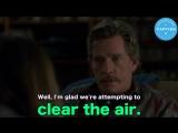 Clear the air / Английский с Марусей