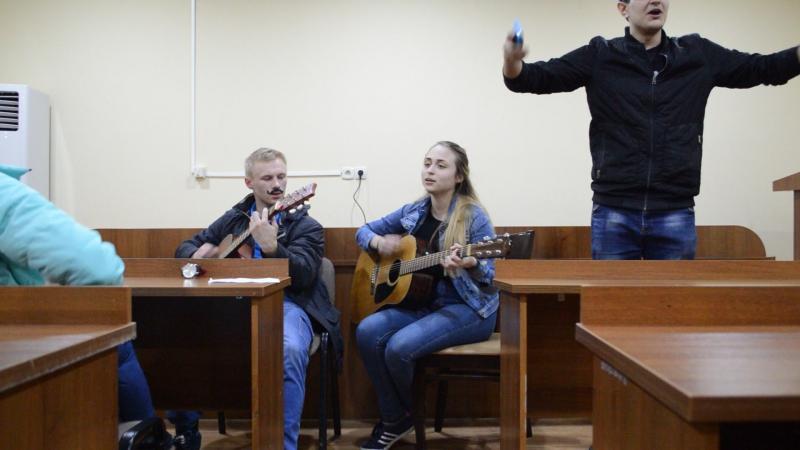 Школа Актива - 2017. Егор Яковлев, Анастасия Шиповская, Константин Зыков - Конь
