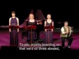 Fascinating Aïda - Cheap Flights (English subtitles)