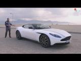 Лоб в Лоб 96: 2018 Aston Martin DB11 V8 против 2018 Lexus LC500
