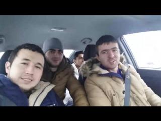 Умед с пацанами в Красногорске