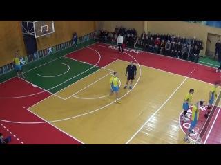 Volleyball VK Bahmut Korneev #6 (video2)