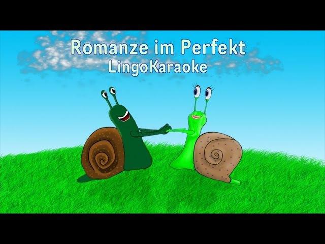 Romanze im Perfekt (Karaoke Version)