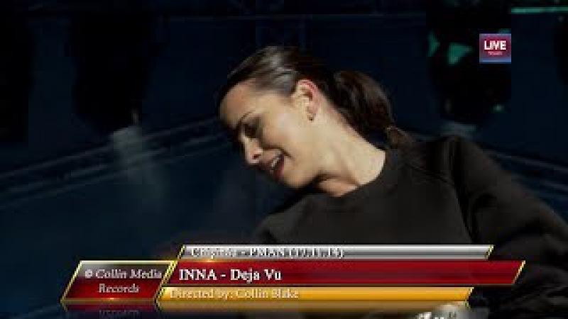 INNA - Deja Vu (Live @ Chisinau) (17.11.14)