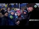 В Удачном в честь юбилея города прошел турнир по хоккею среди детских команд