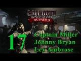 CALL OF DUTY WORLD AT WAR Zombies Salaj Malefics Spawn №17