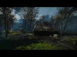 Ведьмак 3 - История Персонажа: История Цири