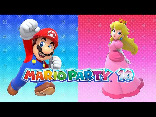 Mario Party 10 - Андромалик Настя ПРОТИВ Bowser | ВЫЖИВАЕМ КАК МОЖЕМ