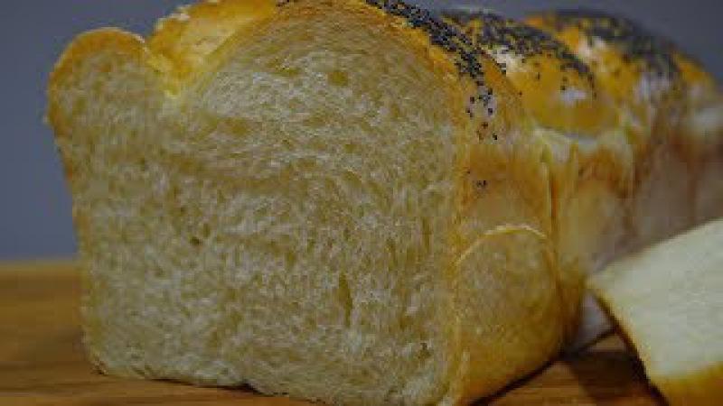 Воздушный Домашний Хлеб   Как испечь домашний Хлеб (Плетёнку) Homemade Bread