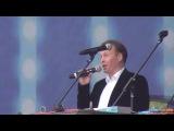 Певец Юрий Шалаев  и эстрадно-джазовый оркестр
