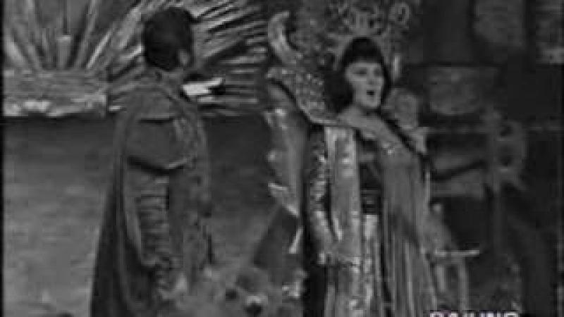 B Nilsson G Cecchele Figlio del cielo Turandot