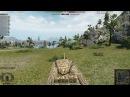 Невероятный бой на танке Т32 - world of tanks - Incredible battle on the tank T32
