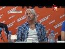 Dmitri Hvorostovsky-Press Conference in Krasnodar