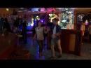 Сальса в баре Cuba Libre 17 11 06 Фатих и Оля Кляйн