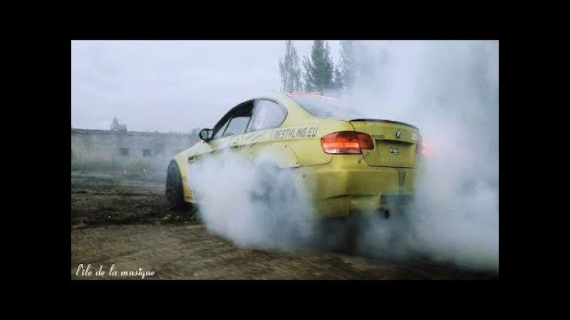 Crazy BMW Drift [Video] Andres LaBass - Feel Da Bass (ft. Ronny Berna)