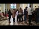 Детская Месса в Кафедральном Соборе Непорочного Зачатия г. Москва