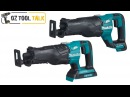 Makita BRUSHLESS Reciprocating Saw 18V DJR187 18x2 DJR360 inc Bloopers