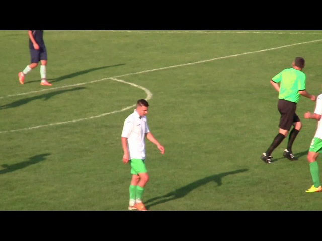 Случ (Красилів) vs Фортеця (Кам*янець-Подільський) - 0:1 (19.08.2017) ЧХОФ