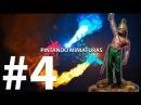 Pintando Miniaturas | CASCO NMM Y PALETA HÚMEDA (EN SUBS) || Antonio Peña Miniatures