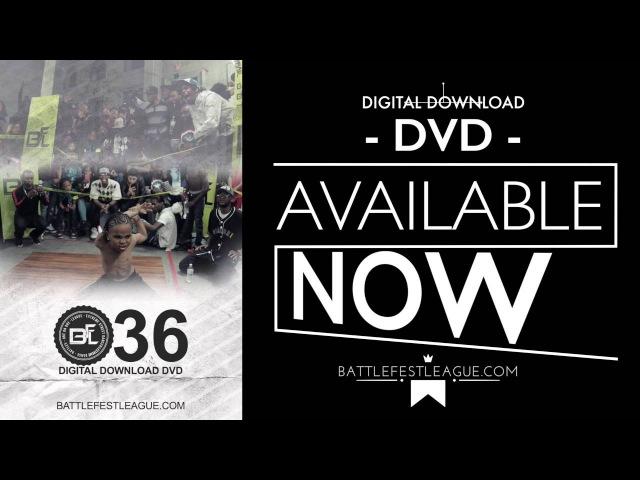BattleFest 36 DVD out now